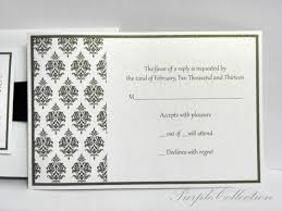wedding cards usa black and white best seller wedding invitation card