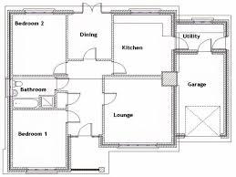 best bungalow floor plans bungalow santa monica