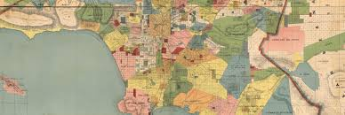 Los Angeles Gang Map by The Lost Towns Of Los Angeles County Kcet