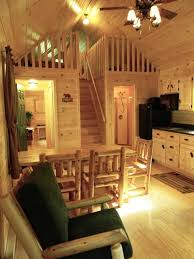 Small Log Cabin Interiors Log Cabin Interiors Home Decor Pinterest Log Cabins Cabin