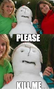 Please Kill Me Meme - please kill me beinglol com