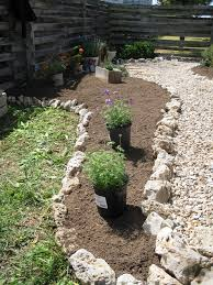 Landscaping Round Rock by Butterfly Garden Landscaping A Round Rock Garden