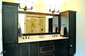 cherry wood bathroom mirror wood framed bathroom mirrors cherry framed mirrors for bathrooms