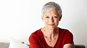 gamine hairstyles for mature women short hairstyles for older women from a celebrity stylist