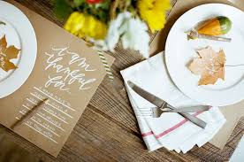 5 lovely diy placemats for thanksgiving discountqueens