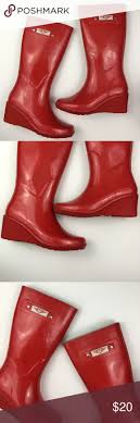 womens wellington boots size 9 25 best rubber boots for ideas on orange boots