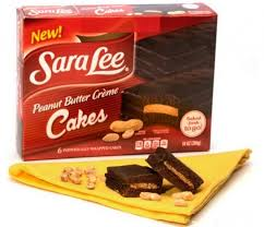 new sara lee peanut butter creme snack cakes coupon giveaway