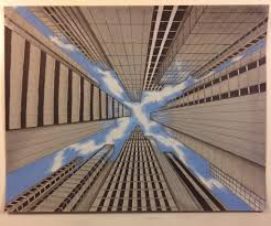 make it pop with perspective one point perspective drawing
