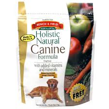 bench field holistic natural canine formula 6 6 lbs