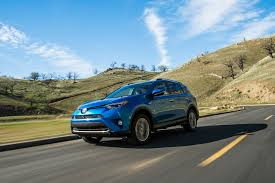 lexus nx and toyota rav4 2016 toyota rav4 gets fresh style hybrid powertrain autoguide
