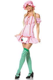 Strawberry Shortcake Halloween Costume Popular Halloween Costume Ideas 10