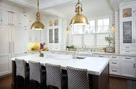 pendant lights for kitchen island spacing exotic island pendant lighting brown kitchen island with brass