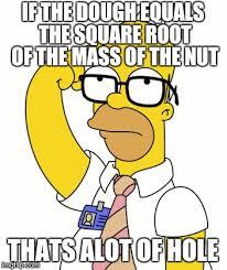 Doughnut Meme - mmm doughnuts imgflip