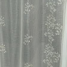 Heirloom Lace Curtains Sheer Divine 42 40 U2033 Door Panel U2013 Heritage Lace 8220e 4240dp 8220x