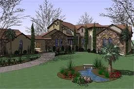 luxury ranch house plans for entertaining luxury home with 6 bdrms 7100 sq ft floor plan 107 1085