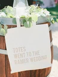 welcome wedding bags our favorite wedding welcome bag ideas