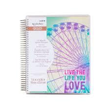 get the creative year ferris wheel 12 month spiral planner by