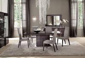 modern curtain ideas curtain pretty design of dining room curtain ideas for chic home