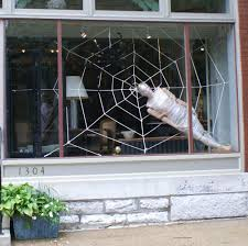 party city halloween window clings halloween window display from regeantiques 2009 we sell new and