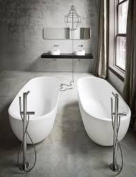 Minimalist Bathtub Minimalist Bathroom Inspirations From Rexa Design