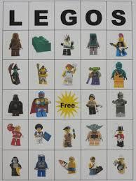 lego bingo big d and me