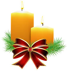 christmas candles transparent png clip art image gallery