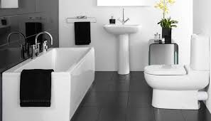 black white and silver bathroom ideas bathroom remodel black and white bathroom design flatrocksoft