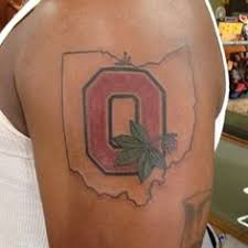 Ohio State Tattoos - ohio state 3d tattoos 3d tattoos ohio and 3d
