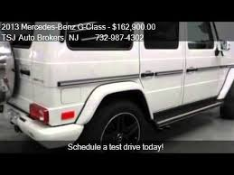 2013 mercedes g63 amg for sale 2013 mercedes g class g63 amg for sale in lakewood n