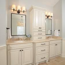 elegant cottage bathroom traditional with faucet
