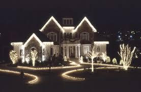 Led Christmas Lights Walmart Christmas Whiteas Lights Houses Happy Holidays Incredible