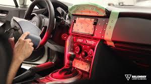 nissan frs interior matthew law automotive design consultancy