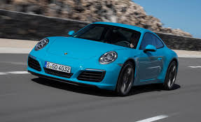 porsche 911 specs by year 2017 porsche 911 s drive review car