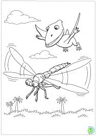 flying dinosaur train coloring pages 4936 dinosaur train coloring