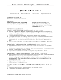 first year teacher resume examples sample resume with masters degree free resume example and graduate teachers resume example google search getting a job pinterest teacher resumes