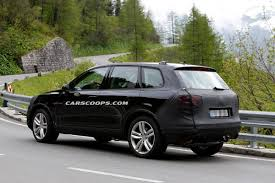 touareg volkswagen 2015 spied volkswagen preparing touareg ii for its first makeover