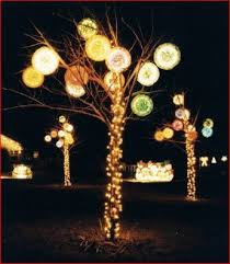 awesome and beautiful lights for trees outdoor