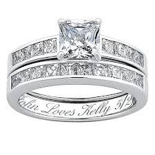 customized rings with names engraved wedding rings engraved wedding bands for blushingblonde