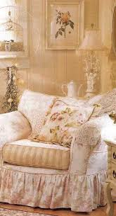 Shabby Chic Style Beige Living by Shabby Chic This Is So Beautiful And Looks So Comfy Country