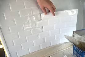 easy to install backsplashes for kitchens peel and stick tiles to use in a kitchen or bathroom in a tiny house