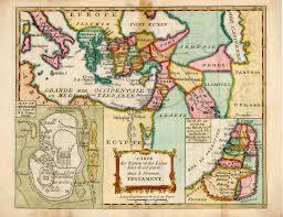 Judea Map Carte Des Regions Et Des Lieux Don U0027t Il Est Parle Dans Le Nouveau