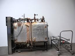 amsco e3053 s 1 industrial size steam sterilizer autoclave w