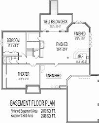 5 bedroom house plans with basement basement floor 5 bedroom house plans 2 story with basement