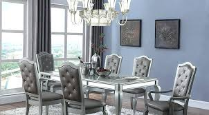 casual dining room sets silver dining room table sowingwellness co
