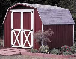 Gambrel Roof Barn Plans 8x12 Gambrel Roof Small Shed Plans Barn Plans Diy Plans Download