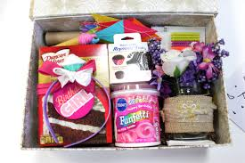 diy birthday in a box the cupcake baking kit mysite