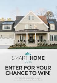 Front Door Com Sweepstakes Fabulous Hgtv Smart Home Sweepstakes Entry In Hgtv Smart Home Front