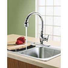 Kitchen Faucets Kohler Kitchen Kohler Kitchen Faucet In Astonishing Kohler Bellera Pull