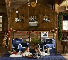 Pottery Barn Tree Treehouse Loft Bed Pottery Barn Kids Just Don U0027t Put The