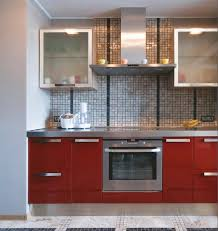 Kitchen Cabinet Doors Glass Stunning Stainless Steel Kitchen Cabinet Doors Glass Kitchen